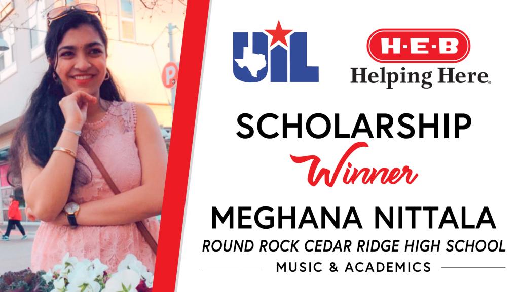 2020 Scholarship Winner